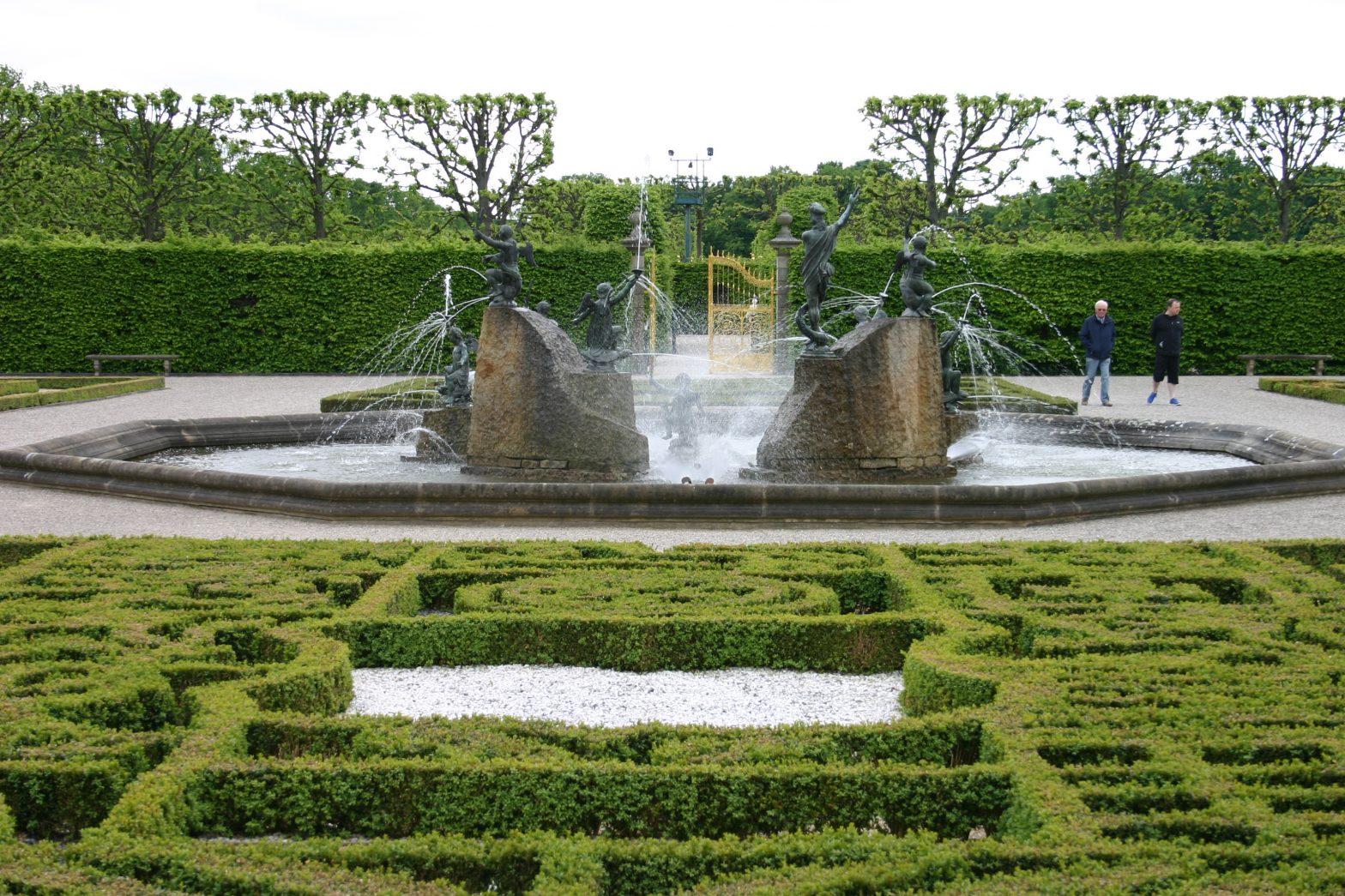 Herrenhausen, Park
